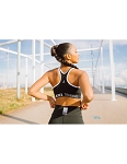 Contrast Collection - Racerback Sports Bra